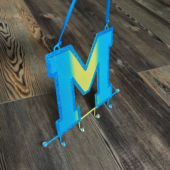 """Other - """"M"""" Hangable earring and necklace or belt holder"""